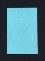 Заготовка для открыток «Простая. Голубая» 1 шт.