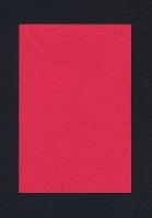 Заготовка для открыток «Простая. Красная» 1 шт.