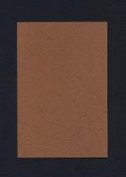 Набор заготовок «Коричневый. А6» для открыток