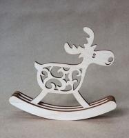 Фигурка-качалка «Сказочный олень»