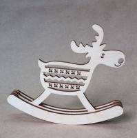 Фигурка-качалка «Ручной олень»