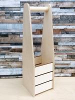 Корзина для вина реечная