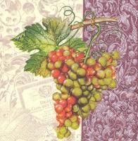 Салфетка для декупажа «Виноград»