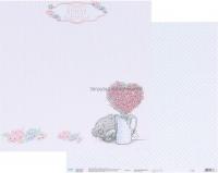 Бумага для скрапбукинга «Мечтай»