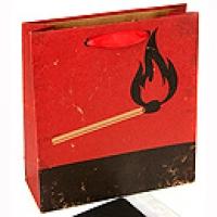 Пакет крафт «Fire»