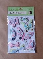 Наклейки Бабочки K&Company