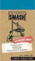 Блокнот Smash Вырубка