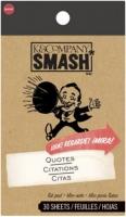 Блокнот Smash Торжественные слова