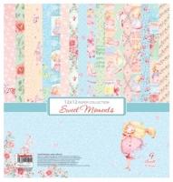 Набор бумаги для скрапбукинга Маленькая принцесса