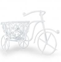 Миниатюра: велосипед с корзиной