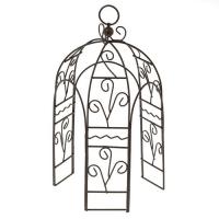 Миниатюра: беседка, арка для цветов