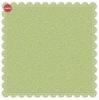 Бумага Зелень. Тиснение.