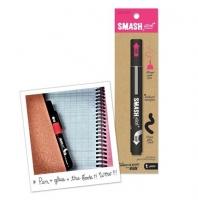 Ручка-клей розовая K&Company