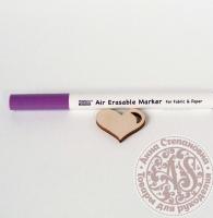 Маркер для разметки ткани фиолетовый