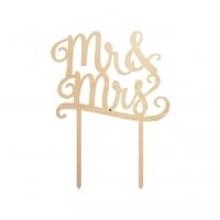 Топпер «Mr&Mrs»