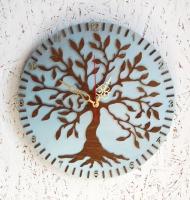 Часы деревянные «Древо»