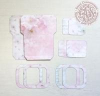 Высечки, конверты, рамочки для скрапбукинга №29