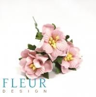 Цветы для скрапбукинга Пионы светло-розовые