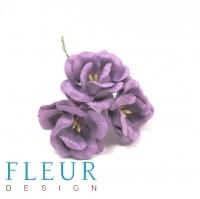 Цветы для скрапбукинга Магнолия фиолетовая