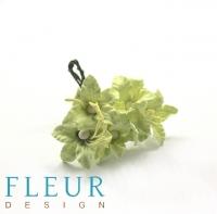 Цветы для скрапбукинга Мини лилии светло-зеленые