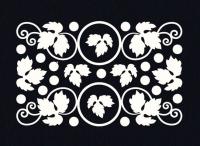 Чипборд Виноградная лоза рамочки