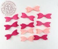 Бантики декоративные «Ванильно-розовый» №1
