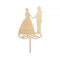 Топпер «День свадьбы»