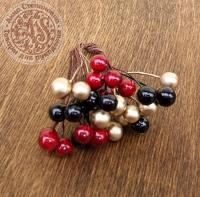 Искусственные ягоды Рождество