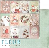 Бумага Карточки Сладкие праздники