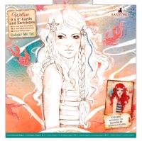 Набор открыток с конвертами «Willow»