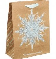 Пакет крафт подарочный «Сказочного праздника»