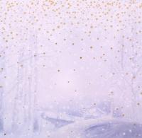 Бумага для скрапбукинга Снегопад