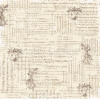 Бумага для скрапбукинга Зимние заметки