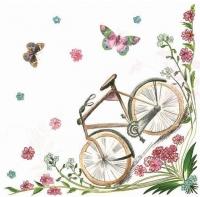 Салфетка Велосипед №825
