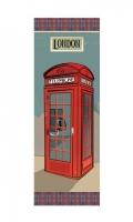 Бумага рисовая для декупажа Лондон