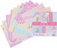 Набор бумаги для скрапбукинга Время сладостей