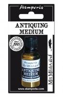 Медиум «Antiquing Medium» для металлической пудры