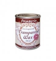 Воск - полироль нейтральный (прозрачный) Transparent wax