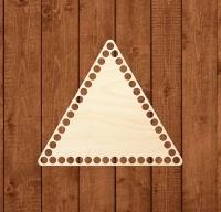 Деревянное донышко «Треугольник» для корзины