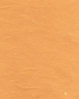 Бумага рисовая однотонная для декупажа оранжевый
