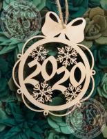 Подвеска новогодняя 2020