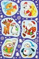 Наклейки декоративные «Новогодние»