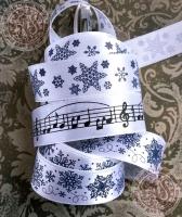 Набор лент «Зимняя музыка»