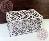Казна свадебная для конвертов «Узоры»