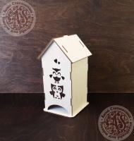 Чайный домик с совами
