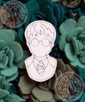 Заготовка «Гарри Поттер. Гарри» значок