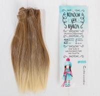 Волосы для кукол, тресс №LSA051