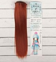 Волосы для кукол, тресс №13