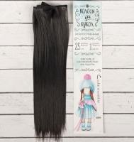 Волосы для кукол, тресс №2В