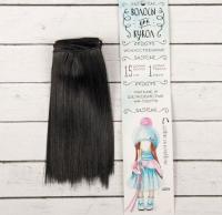 Волосы для кукол, тресс №1